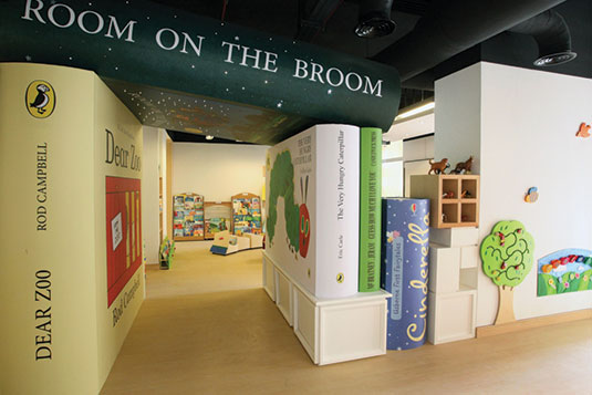 Toddler Town British Nursery, Jumeirah & JBR, Dubai, Fit-out Works