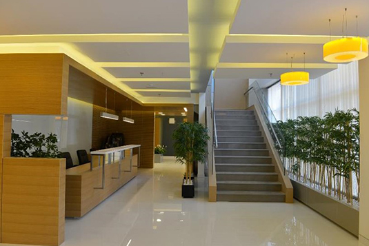 Aster Medical Centers, Offices and Pharmacies, Dubai, Fit-out Works