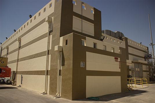 Civil Works for 115/13.8 KV Substation at Ain Murjan, KSA