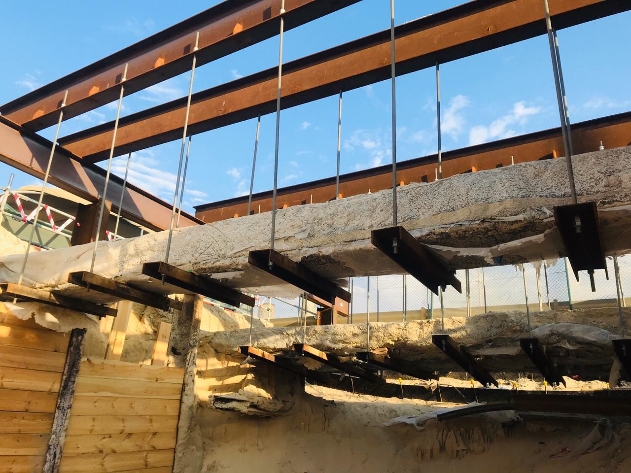 DUBAI Aluminium CCPP Project (Civil Works)